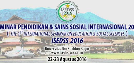 Seminar Pendidikan dan Sains Sosial Internasional